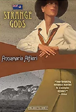 Strange Gods Book Cover