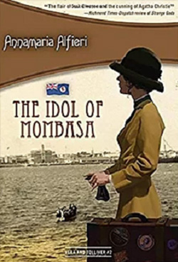 The Idol of Mombasa Book Cover