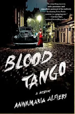 Blood Tango Book Cover